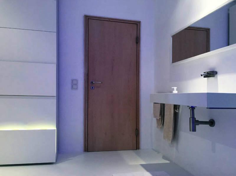 Brembs Architekten: Badezimmer Umbau